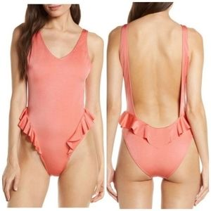 NWT Nordstrom swimsuit size L